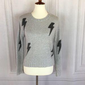 Rails Lightning Bolt Perci Wool Alpaca Sweater XS